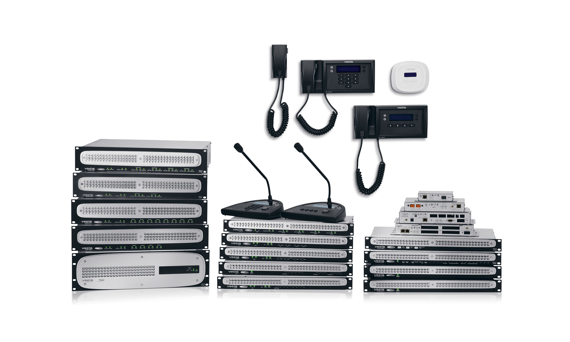 Biamp Systems Vocia Networked Public Address and Voice Evacuation Systems