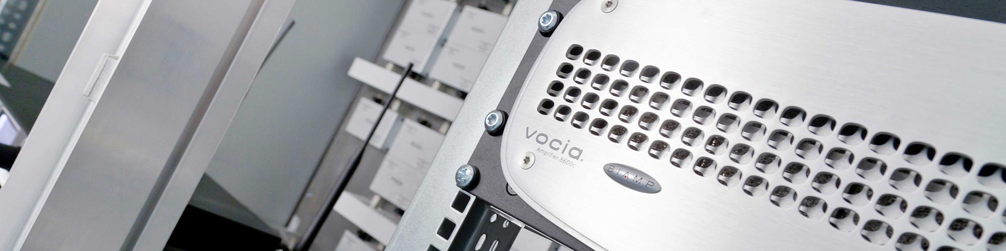 Biamp Systems Solutions for Integrators